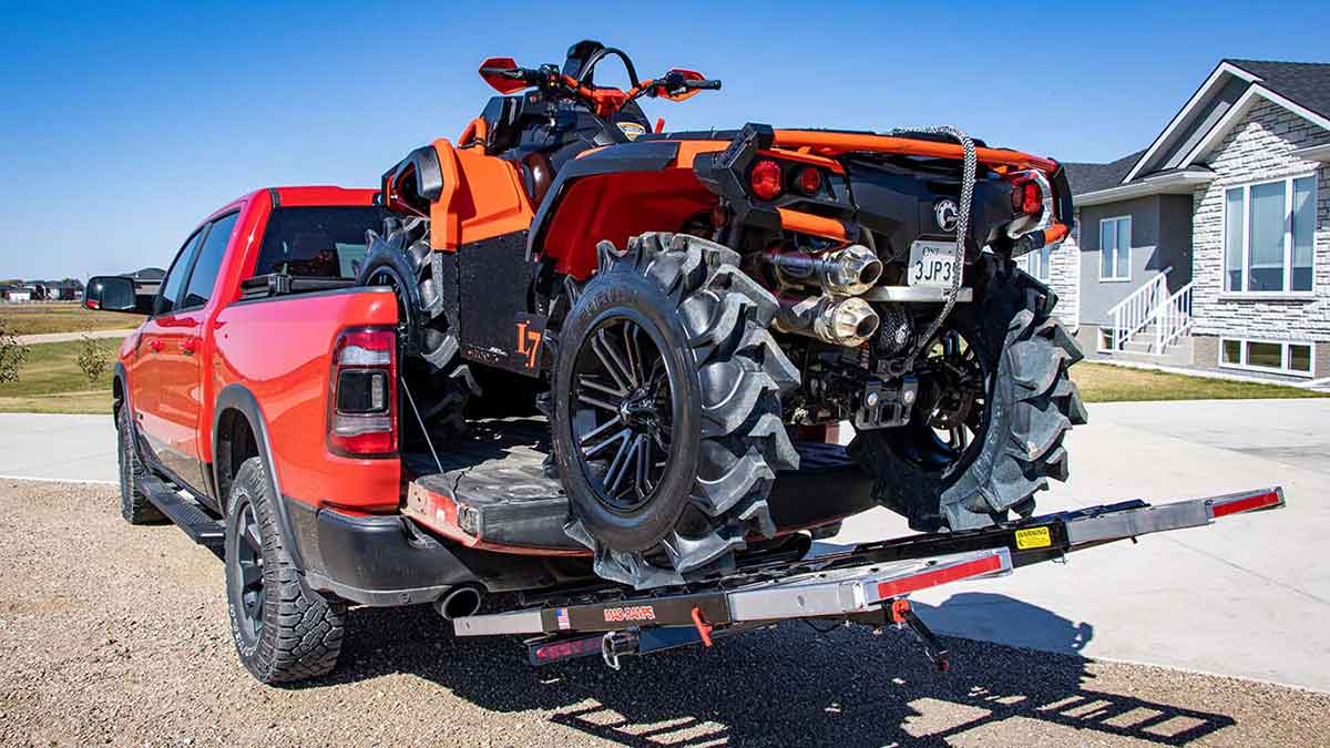 MAD-RAMPS Snowmobile Kit